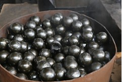 Supply of Casting Steel Ball for African Platinum Mine
