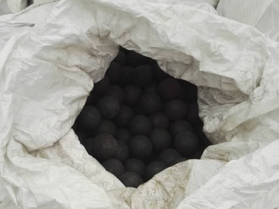 Casting Steel Ball Type B. Bulk Bags