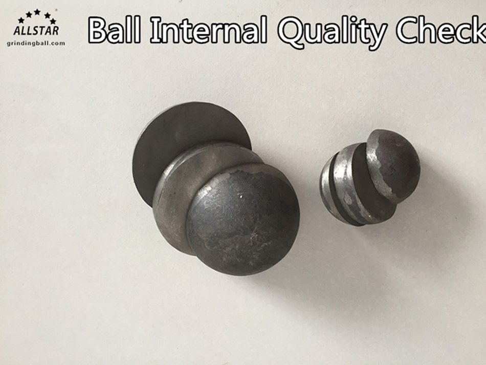 ball internal quality check